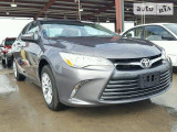 Toyota Camry 2.5 LE/X                                            2016