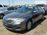 Toyota Camry 2.5L 4                                            2011