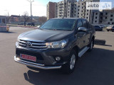 Toyota Hilux Active                                            2016