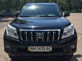 Toyota Land Cruiser Prado 2011
