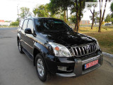 Toyota Land Cruiser Prado VVT-i AT                                             2007
