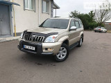 Toyota Land Cruiser Prado 4.0 газ                                            2007