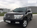 Toyota Land Cruiser VX                                            2008