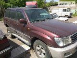 Toyota Land Cruiser VX                                            1998