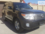 Toyota Land Cruiser D-4D                                             2012