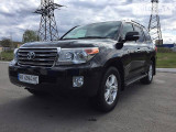 Toyota Land Cruiser 4.6                                             2013