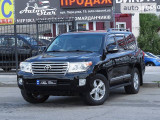 Toyota Land Cruiser 2012