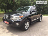 Toyota Land Cruiser D-4 D V-8                                            2012