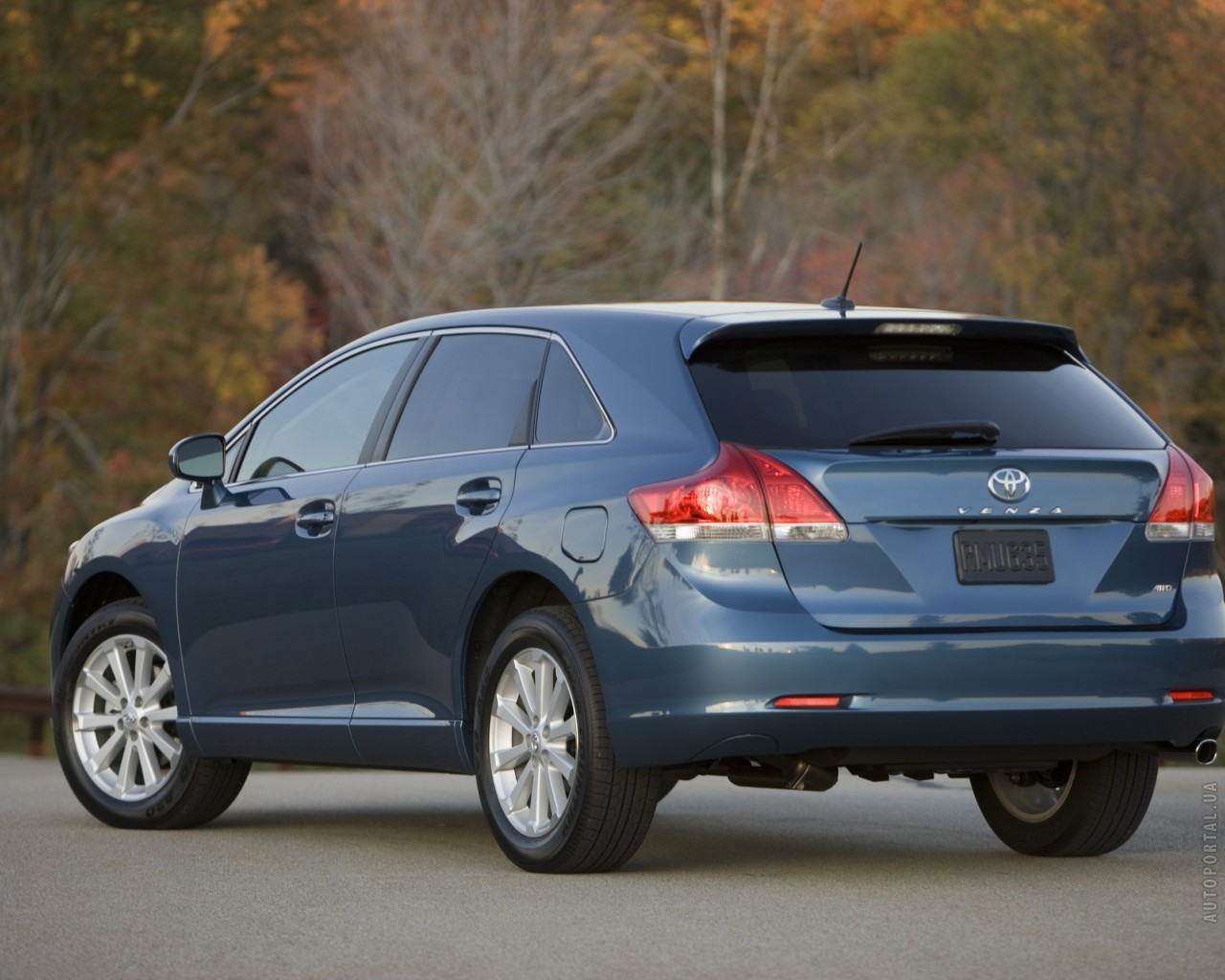 Toyota Venza is Discontinued